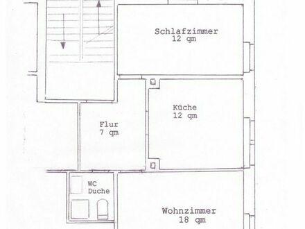 Biete 2 Zimmer Wohnung in Chemnitz-Rottluff , 51 qm