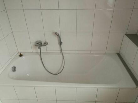 Wohnküche, Schlafzimmer Bad