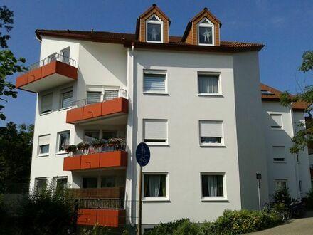 Schöne helle Dachgeschosswohnung in Germersheim