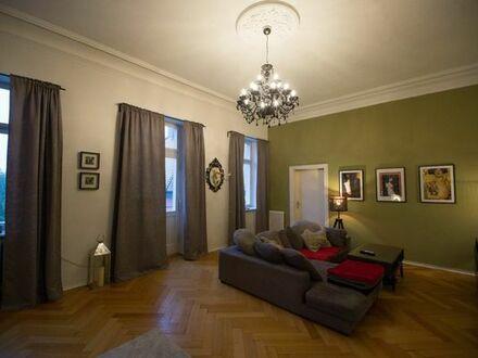 Helle 160qm 6-Zimmer Altbauwohnung in historischem Gebäude in Gernsbach