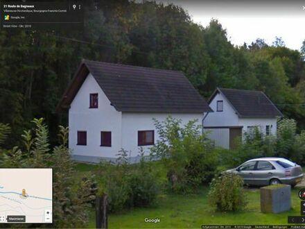 Zwei Einfamilienhäuser in Villeneuve-l``Archeveque Burgund Frankreich von Privat zu verkaufen.