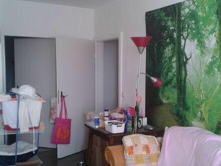 Sonnige 3-Zimmerwohnung mit Balkon u. Blick aufs freie Feld - 420,- warm