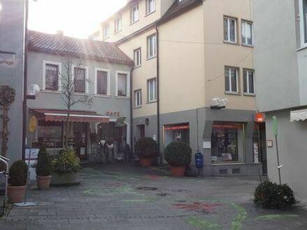 Laden / Geschäft ca. 84 m² in der Fußgängerzone Bad Kissingen provisionsfrei zu vermieten