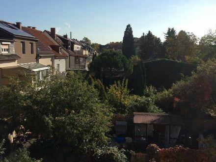 2 Zimmerwohnung Ludwigshafen - Friesenheim - Blick ins Güne