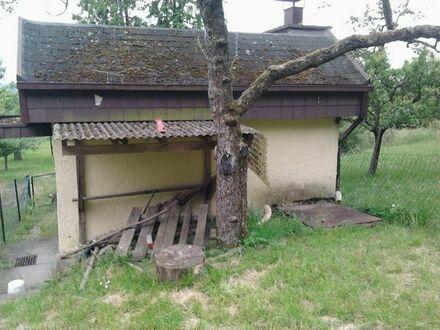 Wir verkaufen unser Wochenendehaus