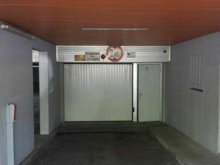 Tiefgaragenplatz für Motorrad oder Auto