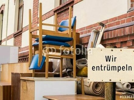 Erst Räumen - Dann Verkaufen