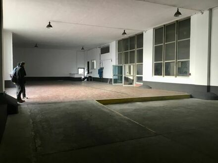 Ausstellungsfläche, Verkaufsraum, Lager ...