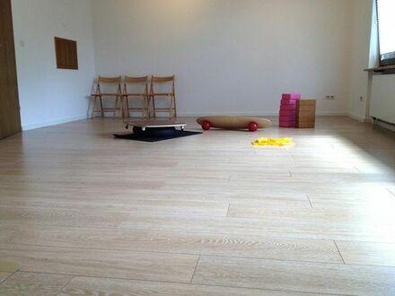 Seminarraum Yoga, Qigong, Feldenkrais, Therapie, Pilates