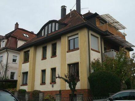 3-4 Zimmer Wohnung mit Balkon & Garten -provisionsfrei und zentrumsnah