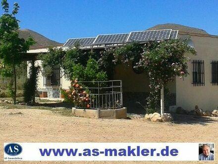 *SONDERPREIS* in 30800 Lorca (Spanien) 2 Häuser mit Pferderanch zu verkaufen!!!