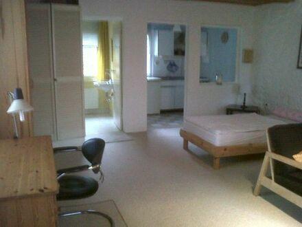 Möblierte 1-Zimmer Wohnung in Berlin-Hermsdorf