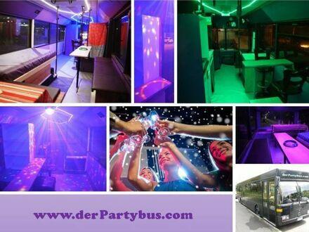 Partybus als Partylocation/Partyraum zu vermieten, pro Tag ab