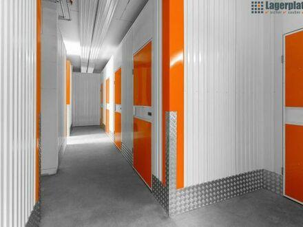 4m² Lagerfläche, Lagerbox, Mietlager, Selfstorage, Lagerraum
