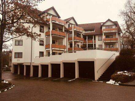 PROVISIONFREI zur Eigennutzung / Kapitalanlage: Schöne 2 Zimmer-ETW mit Garten u. Einzel-Garage
