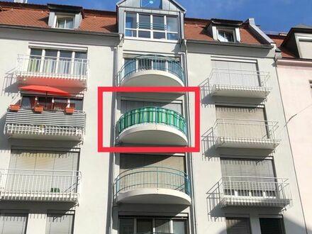 1-Zimmer Appartement möbliert Nürnberg zentral