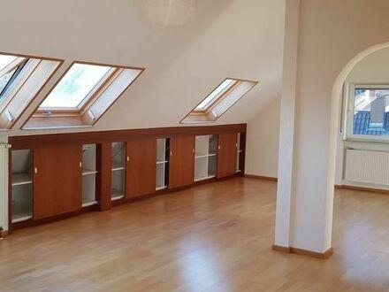 Offene Dachgeschosswohnung ca.70 m2