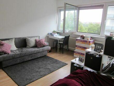 Schöne / helle 1 ZKB - Wohnung in MA - Käfertal