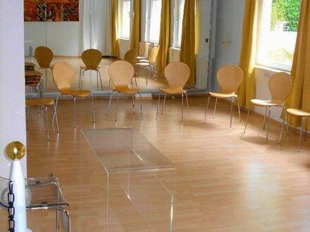 Gelegenheit! Wunderschöner Seminar-, Proben- oder Unterrichtsraum hat noch Zeiten frei!
