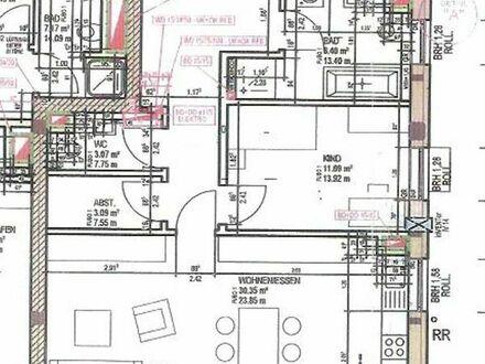 Helle 3,5 Zimmer-Wohnung mit toller Aussicht