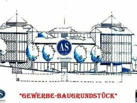 Baugrundstück für ein Büro- und Verwaltungsgebäude mit Tiefgaragen!