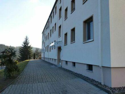 Schöne Wohnung mit Blick auf Burg Scharfenstein