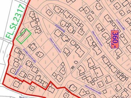 Bauplatz in Altenriet für DHH 263m2 zu verkaufen