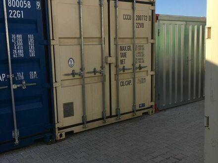 Lager Container für Einlagerungen zu vermieten ca. 13,5 m²