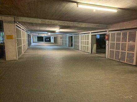 Einzelgarage in Tiefgarage Stuttgart Degerloch bei U-Bahn