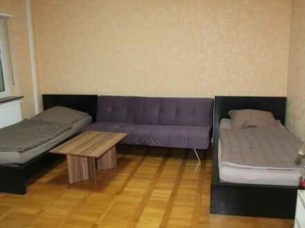 5-Zimmer Wohnung mit 2 Bädern 107 qm, inkl. Garage + Stellpaltz