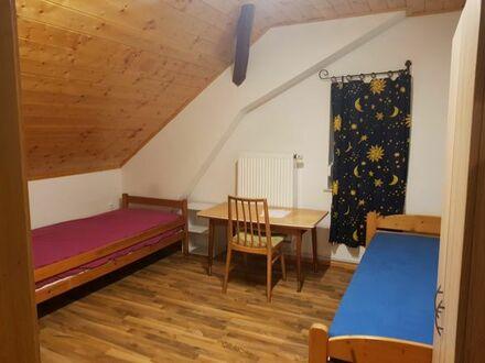 Vermiete in Mengkofen, Zimmer mit 2 Betten