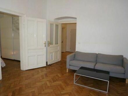 Möblierte, ruhige 3-Zimmerwohnung