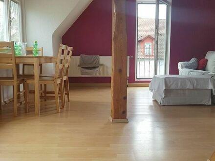 Helle 3-Zimmer-Whg Herrnhütte Nordstadt ab 01.10.19