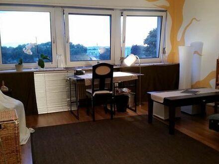 Ma-Lindenhof 1 Zimmmerappartement/Bad 35qm Küchenmitbenutzung