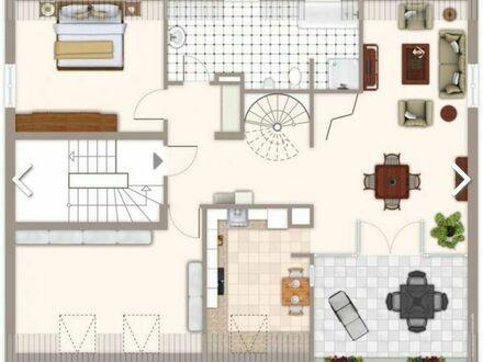 Moderne Maisonettewohnung