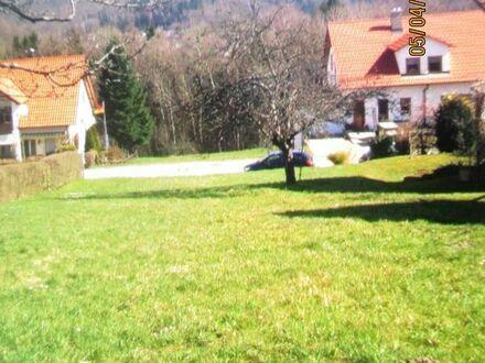 Ein Traum Bauplatz in einer Landschaftlich tollen Gegend ( wie im Allgäu )