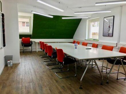 Modern ausgestattetes Teambüro in Degerloch zu vermieten