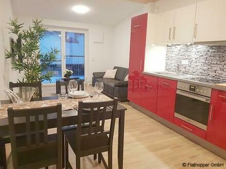 FLATHOPPER.de - ERSTBEZUG - Möblierte 3-Zimmer-Wohnung in Mailling