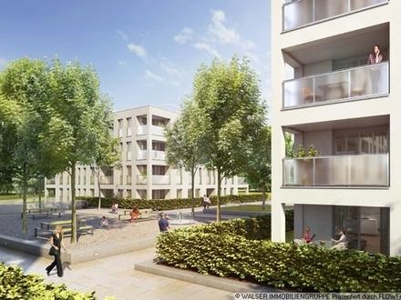 Traumhafte 2-Zimmer-Wohnung mit Westausrichtung im 5. OG – Erleben Sie Großzügigkeit!