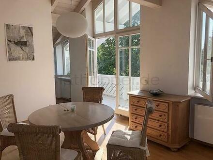 FLATHOPPER.de - 2-Zimmer Wohnung mit Balkon in Prien am Chiemsee