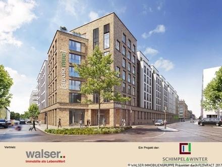 Innovatives und lukratives 2-Zimmer-Serviced-Apartment mit Balkon in begehrter Citylage
