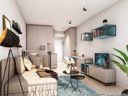 Innovatives und lukratives Serviced-Apartment im Gallusviertel Frankfurt!