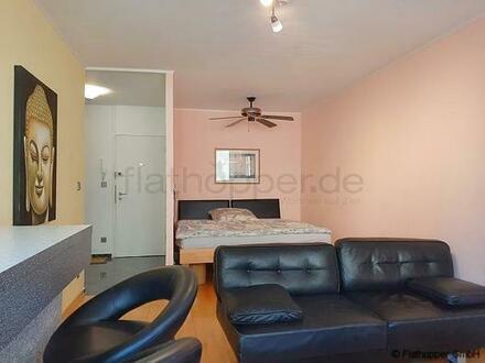 FLATHOPPER.de - Hochwertig möbliertes Apartment in München - Au