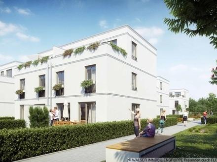 Den persönlichen Anspruch verwirklichen: Atelierhaus mit riesiger Dachterrasse und tollem Garten