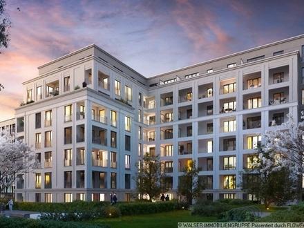 Wohnkultur mit Lebensstil – großzügige 3-Zimmer-Wohnung mit 2 Bädern in Bogenhausen