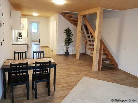 FLATHOPPER.de - ERSTBEZUG - Möblierte 4-Zimmer-Wohnung in Mailling