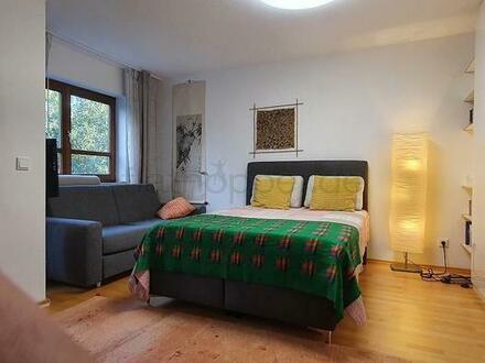 FLATHOPPER.de - Gemütliches Apartment mit Wintergarten in Rosenheim