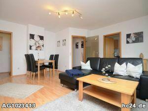 Möblierte 2-Zimmerwohnung mit Terrasse in Eibelstadt