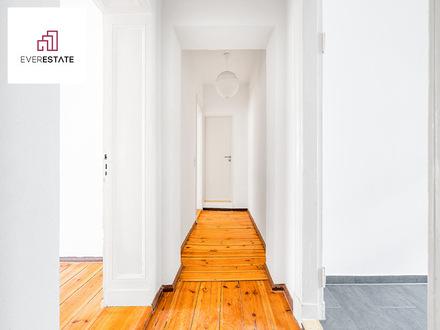 Provisionsfrei: Altbauwohnung mit zwei separaten Zimmern
