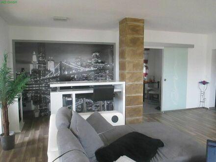 Äußerst attraktive 5 Zimmer Wohnung mit großem Balkon in 72516 Scheer